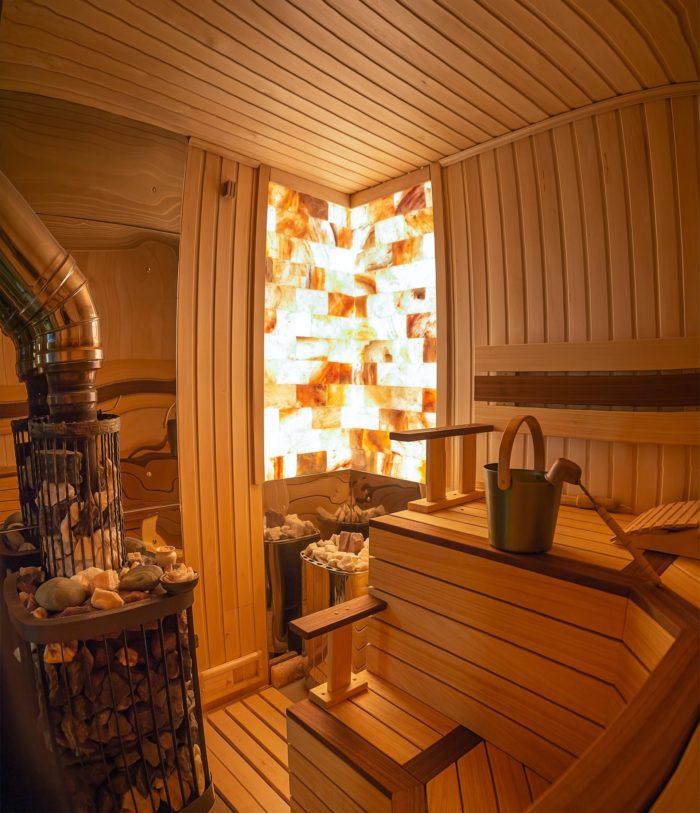 Options Sauna