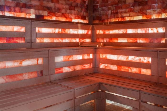 Pink Salt Room
