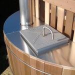 Storvatt Bain Nordique Poele Aluminium