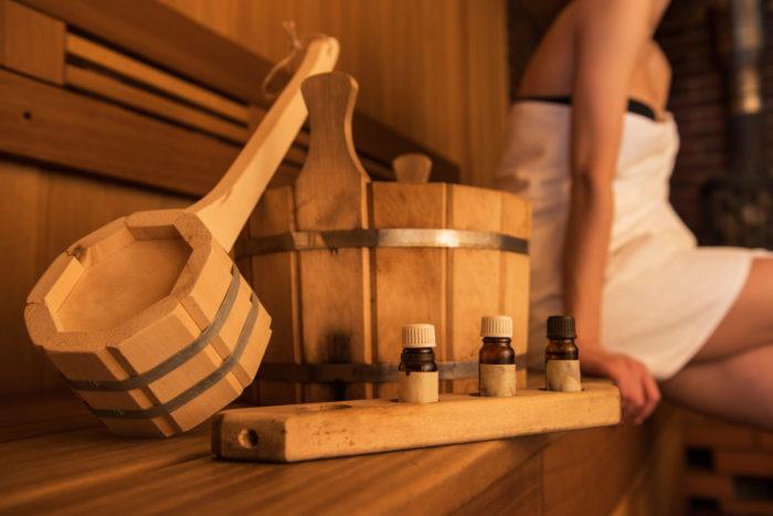 Wooden Bath Accessories